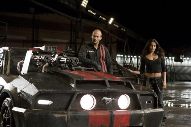 Death Race - TOP 10 BEST JASON STATHAM MOVIES