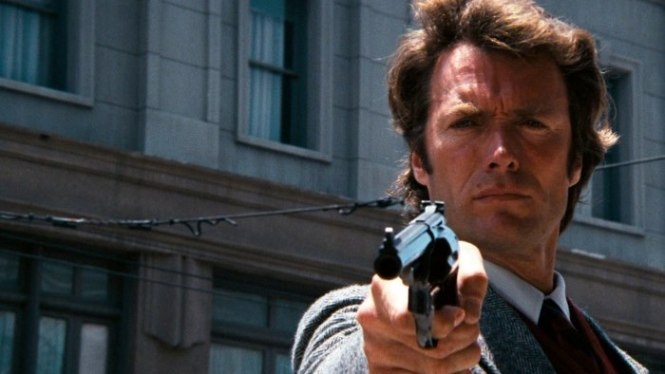 Dirty Harry - TOP 10 COOLEST MEN'S MOVIES