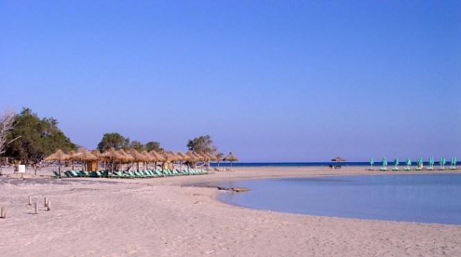 Elafonissi Beach - TOP 10 MOST BEAUTIFUL BEACHES IN EUROPE