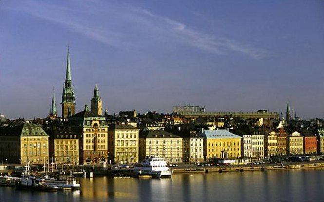 Gamla Stan 1 - TOP 10 BEST PLACES TO VISIT IN STOCKHOLM, SWEDEN