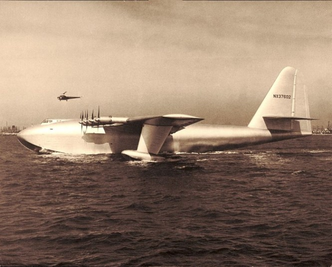 Hughes H4 Hercules - TOP 10 Experimental Strange Aircraft weird looking aircrafts designs that really exsist