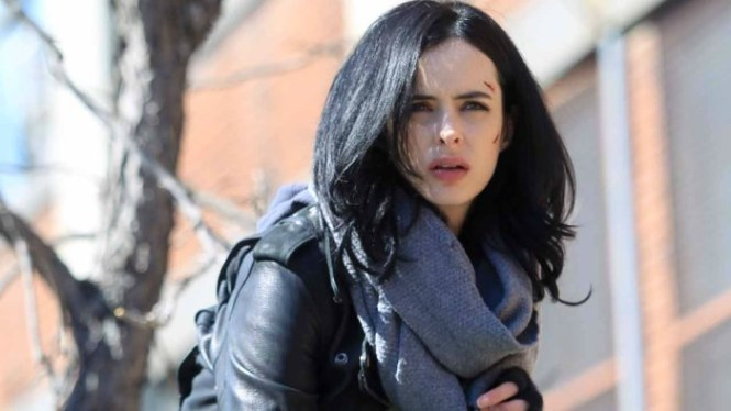 Jessica Jones - TOP 100 BEST AND MOST POPULAR SERIES ON NETFLIX
