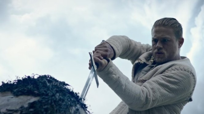 King Arthur Legend of the Sword - TOP 10 BEST CINEMA MOVIES FOR 2017