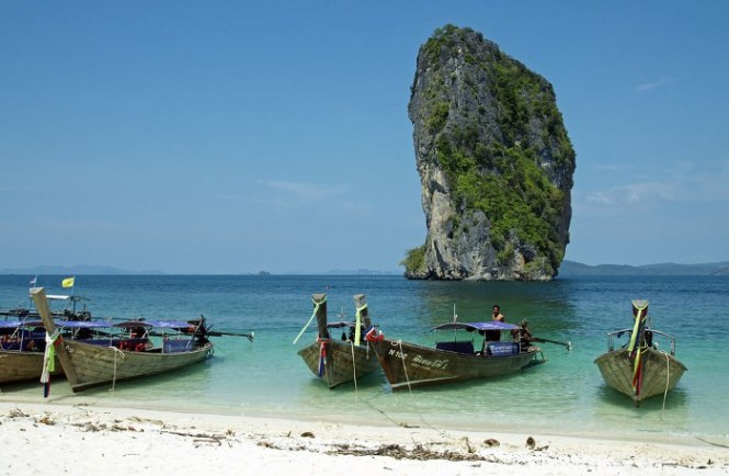 Ko Poda - TOP 10 MOST BEAUTIFUL ISLANDS IN THAILAND