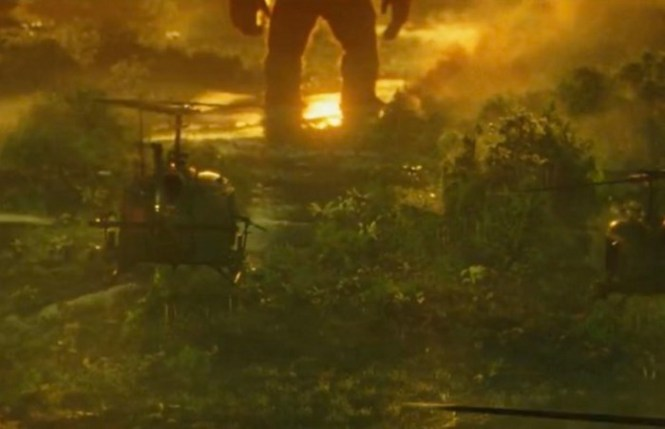 Kong Skull Island - TOP 10 BEST CINEMA MOVIES FOR 2017