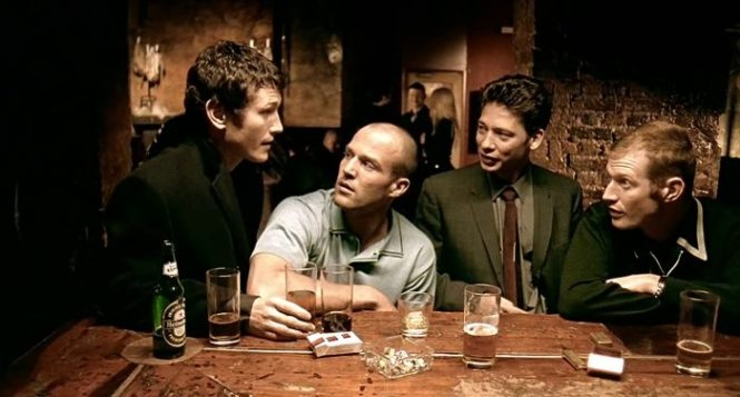 Lock Stock and Two Smoking Barrels - TOP 10 BEST JASON STATHAM MOVIES
