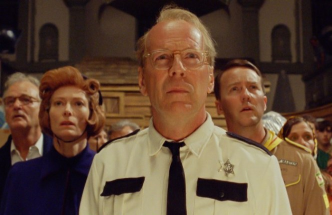 Moonrise Kingdom - TOP 10 BEST BRUCE WILLIS MOVIES