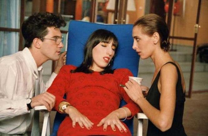 Mujeres al borde de un ataque de nervios - TOP 10 BEST SPANISH MOVIES