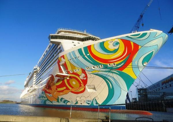 Top Grootste Cruiseschepen