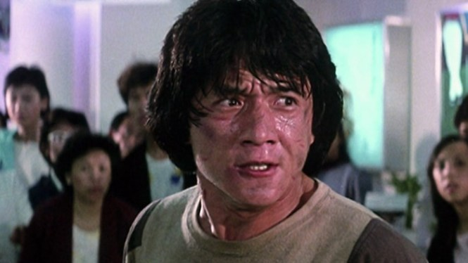 Police Story - TOP 10 JACKIE CHAN MOVIES