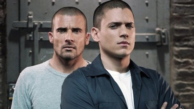 Prison Break - TOP 100 BEST AND MOST POPULAR SERIES ON NETFLIX