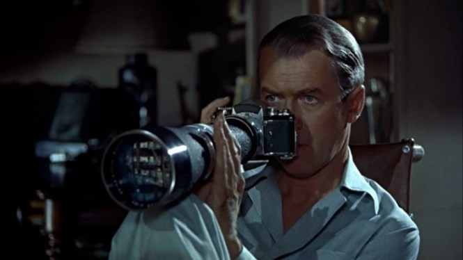 Rear Window 1 - TOP 10 BEST ALFRED HITCHCOCK MOVIES