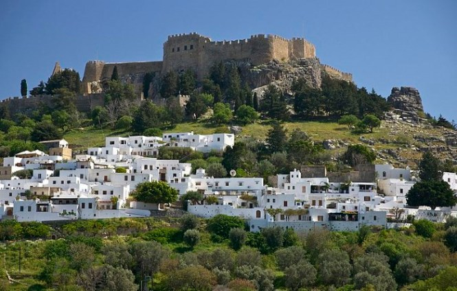 Rhodos2 - TOP 10 MOST BEAUTIFUL GREEK ISLANDS