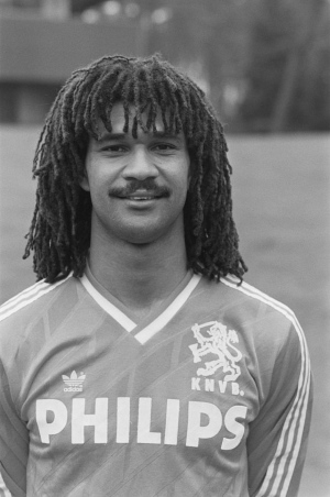Ruud Gullit - TOP 10 BEST DUTCH SOCCER STRIKERS OF ALL TIMES