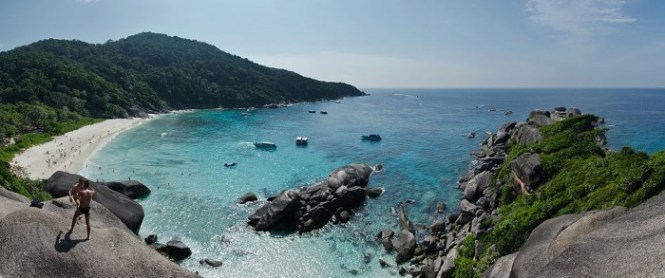 Similan Eilanden - TOP 10 MOST BEAUTIFUL ISLANDS IN THAILAND
