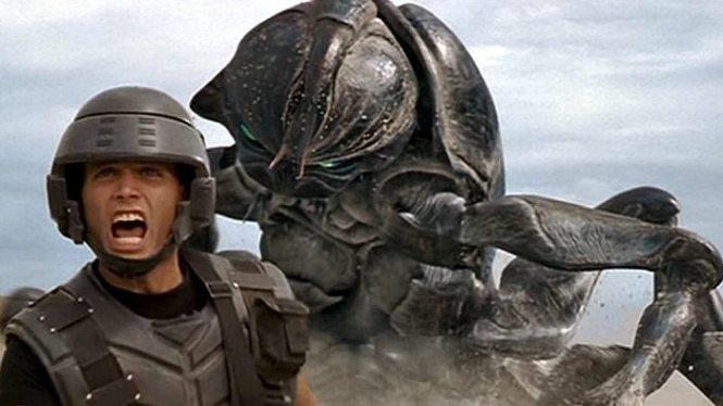 Starship Troopers - TOP 10 BEST ALIEN MOVIES