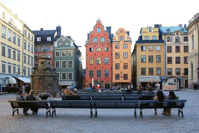 Stortorget - TOP 10 BEST PLACES TO VISIT IN STOCKHOLM, SWEDEN