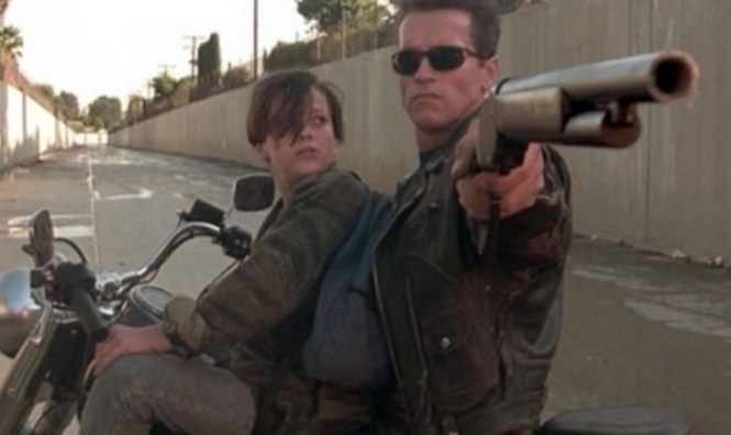 Terminator 2 Judgement Day 1 - TOP 10 MOVIES ABOUT TIME TRAVEL