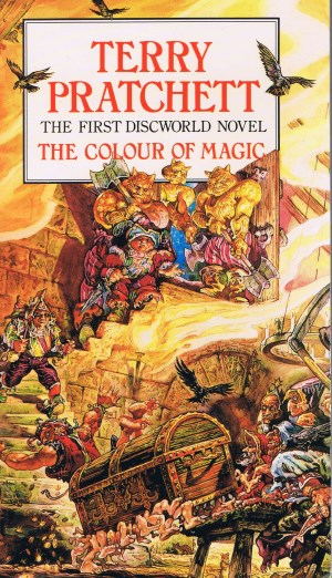 The Colour of Magi - TOP 10 FANTASY BOOKS SIMILAR TO LORD OF THE RINGS