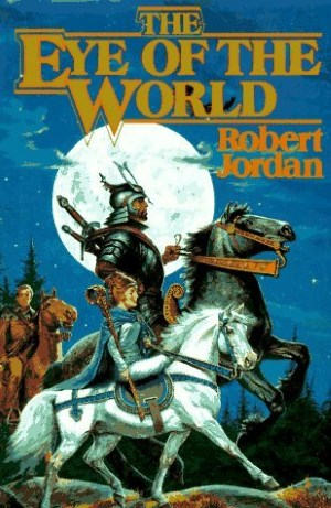 The Eye of the World - TOP 10 FANTASY BOOKS SIMILAR TO LORD OF THE RINGS