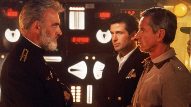 The Hunt for Red October - TOP 10 COLD WAR MOVIES