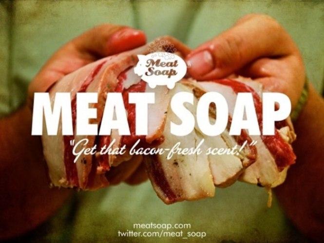 Zeep van vlees - TOP 10 Bizarre, But Successful Kickstarter Projects