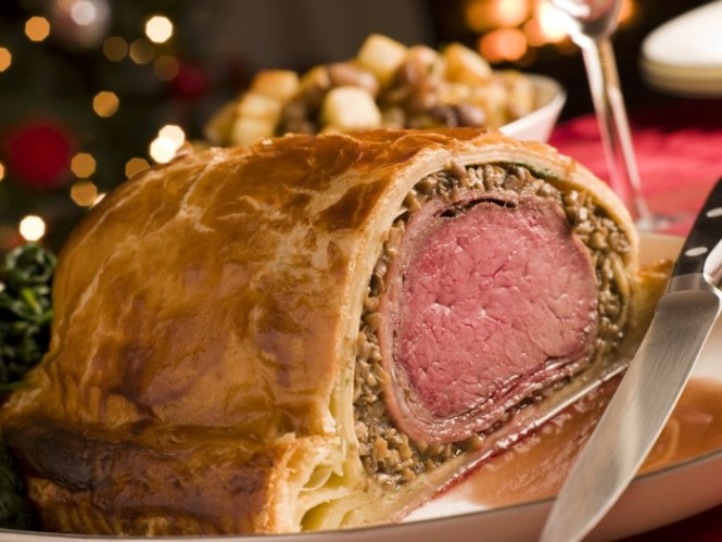 beef wellington - TOP 10 MOST POPULAR DUTCH CHRISTMAS MENU DISHES