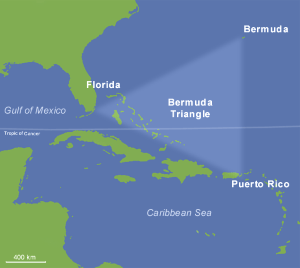 bermuda driehoek - TOP 10 EXPLANATIONS FOR THE BERMUDA TRIANGLE MYSTERIES