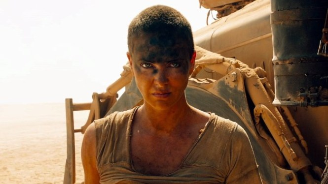 furiosa - TOP 10 ACTION MOVIES WITH A WOMAN IN THE LEADING ROLE