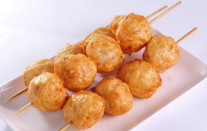 inktvisbal - TOP 10 Strange Snacks From Around The World