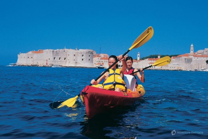 kajak - TOP 10 TOURIST ATTRACTIONS IN DUBROVNIK FUN THINGS TO DO BEAUTIFUL THINGS TO SEE