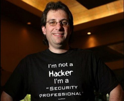 kevin mitnick - TOP 10 Famous Hackers and Hackers
