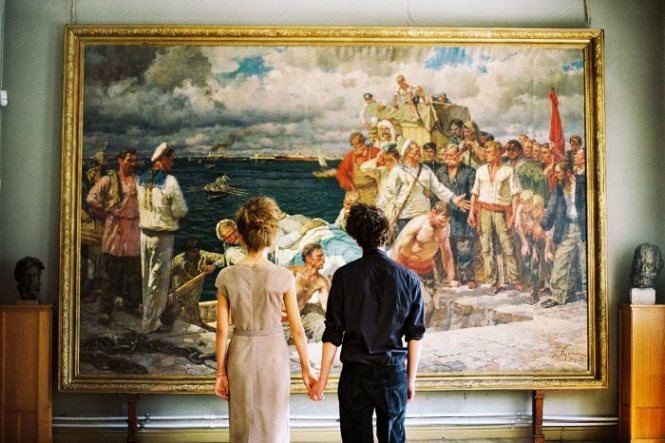museum date - TOP 10 IDEAS FOR A FIRST DATE