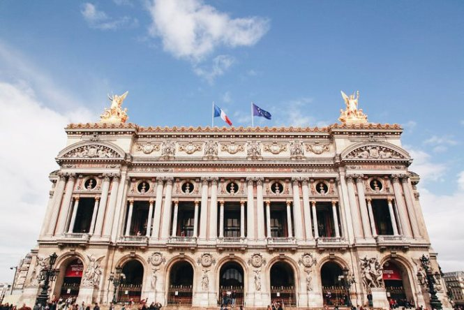 opera garnier - TOP 10 TOURIST ATTRACTIONS IN PARIS - 10 ORIGINAL THINGS TO DO IN PARIS