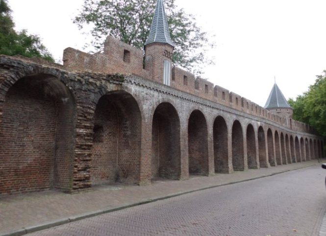 oude stadsmmur - TOP 10 ATTRACTIONS AND THINGS TO DO IN AMERSFOORT, THE NETHERLANDS