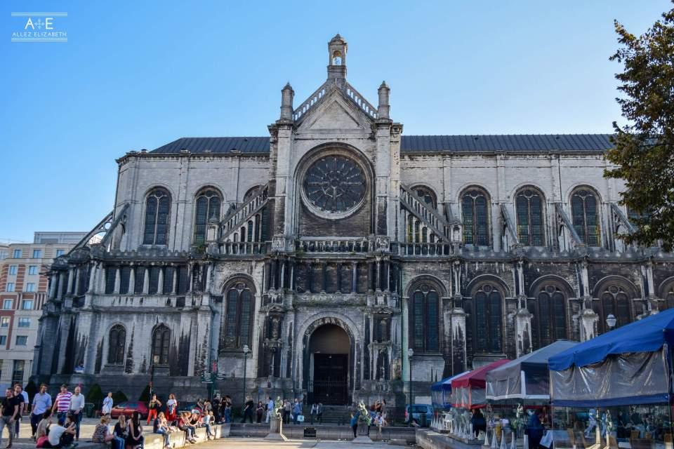 Sint-Katelijne/Sainte-Catherine BRUSSELS, BELGIUM - ALLEZ ELIZABETH
