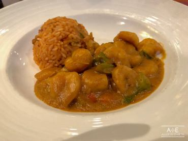 Spicy Shrimp and Rice