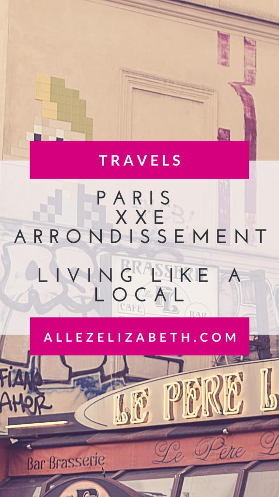 AE - PINTEREST - PARIS XXE ARRONDISSEMENT