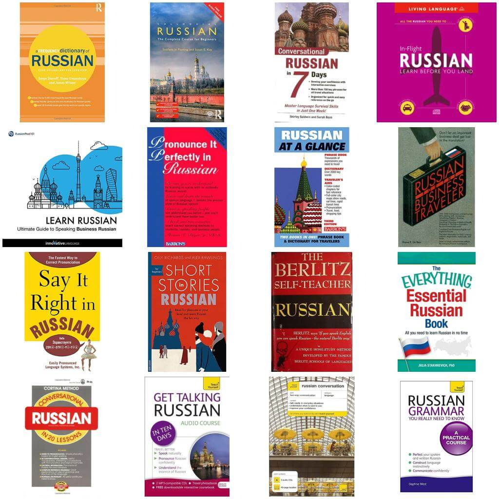 Allez Elizabeth RUSSIAN LANGUAGE LEARNING RESOURCES BOOK LIST