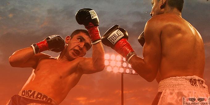 Boxing With Bad Eyesight