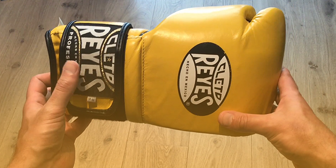 Cleto Reyes Official Fight Boxing Gloves Review