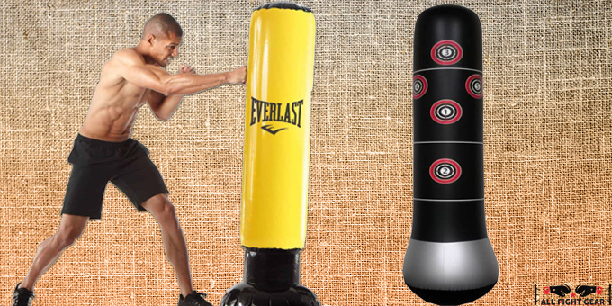 Top Inflatable Punching Bags
