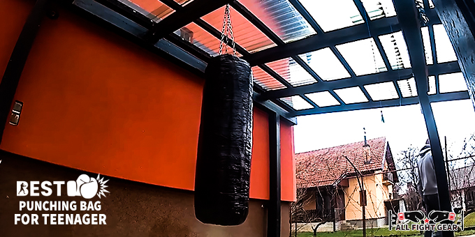 Punching Bag for Teenager