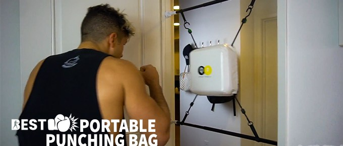 Portable Punching Bag