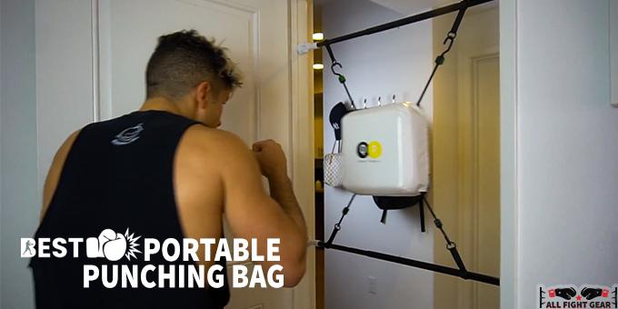 Portable Punching Bag
