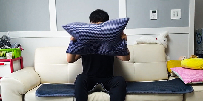 Can You Use a Pillow as a Punching Bag