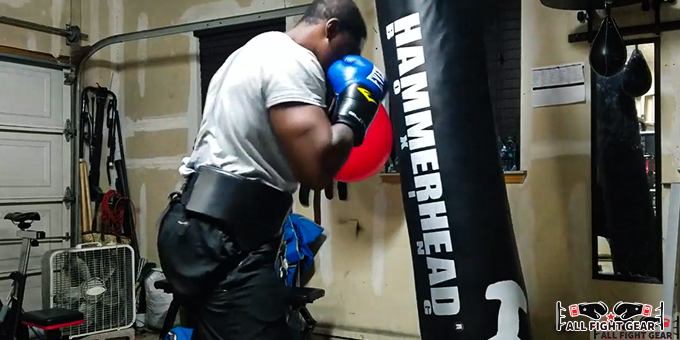 Heavy Weight Punching Bag
