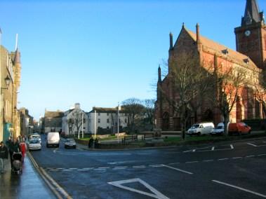 Kirkwall main street