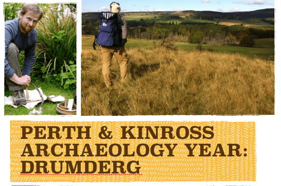 Exploring the Ancient Sites of Highland Perthshire: Drumderg
