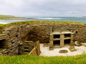 Skara Brae stone age village
